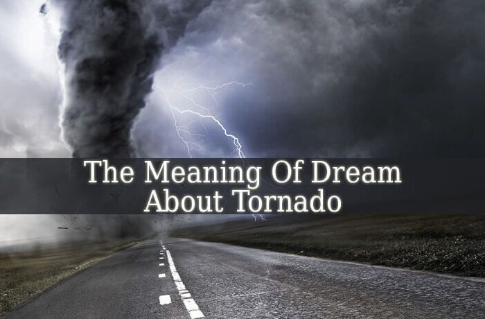 Dream about tornado