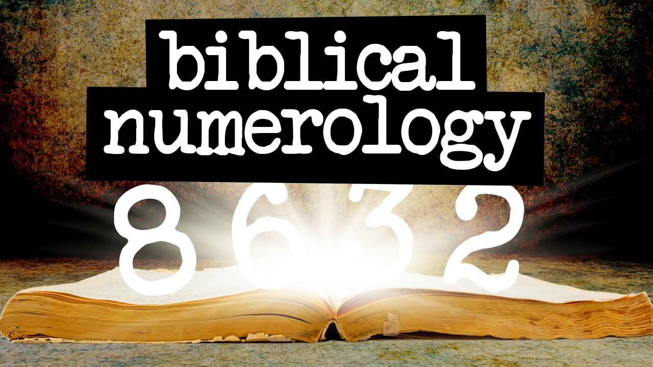 Meaning of Numbers in the Bible Chart