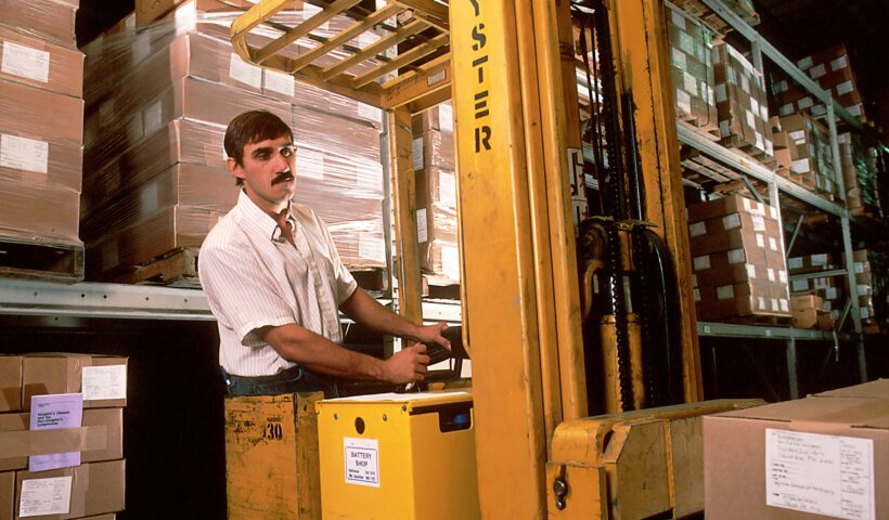 The Responsibilities of Piggyback Forklift Operator