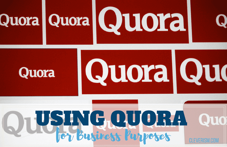 Best practices to promote business on Quora