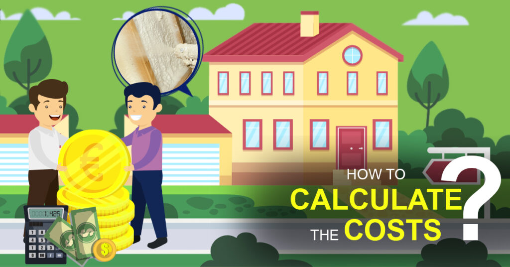 how to calculate spray foam insulation cost